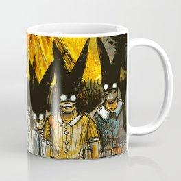 Dionysus Bonfire Coffee Mug