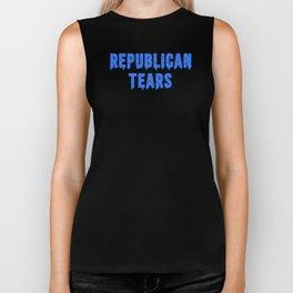 Republican Tears Biker Tank