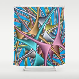 for curtains and more -c- Shower Curtain