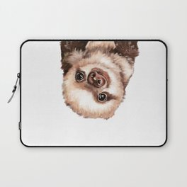 Baby Sloth Laptop Sleeve