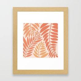 Wandering Vine Social Club Framed Art Print