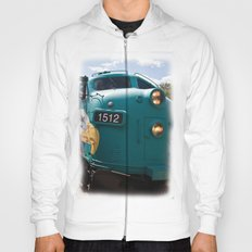 Train In Your Face Hoody