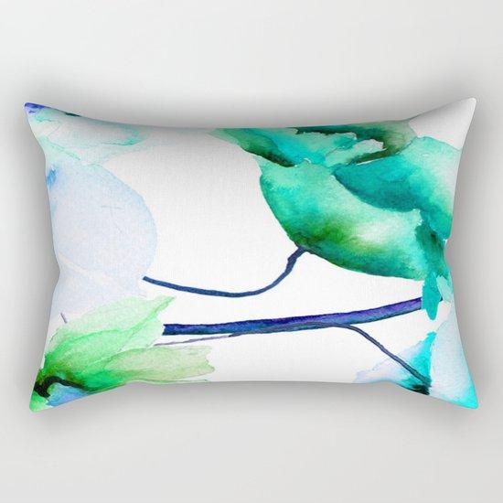 Flowers 05 Rectangular Pillow