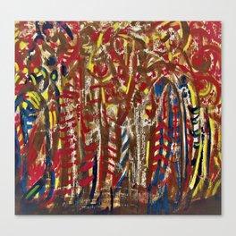 jungle Canvas Print