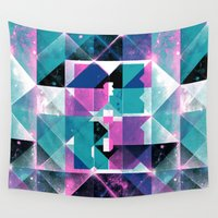 dead Wall Tapestries featuring Dead End by Spires