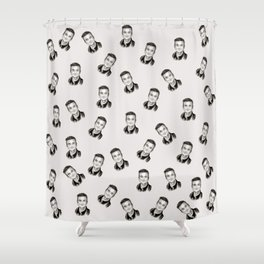 Robbie Shower Curtain