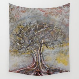 Ancient Wisdom Wall Tapestry
