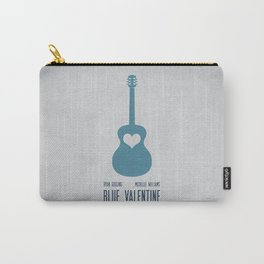 Blue Valentine 01 Carry-All Pouch