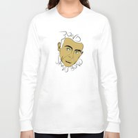 james bond Long Sleeve T-shirts featuring Bond, James Bond by FSDisseny