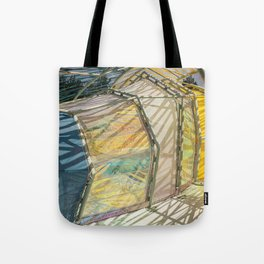 Colorful - Second Home Tote Bag