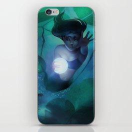 Mermaid Escape iPhone Skin