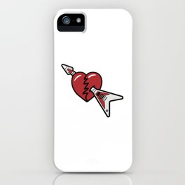Heartbroken iPhone Case