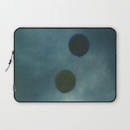 Dark Balloons Laptop Sleeve