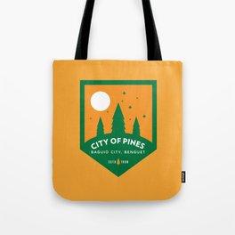 Baguio City, Philippines Tote Bag