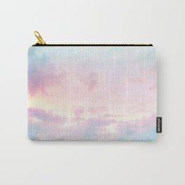 Unicorn Pastel Clouds #2 #decor #art #society6 Carry-All Pouch