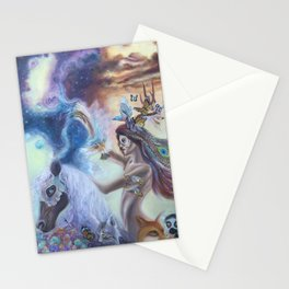 Spirit Warrior Stationery Cards