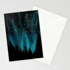 bury your flame Stationery Cards
