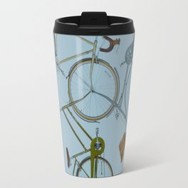 3 bikes Travel Mug