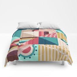 Make It Work Comforters
