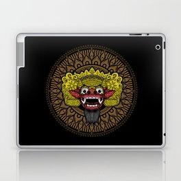 balinese barong Laptop & iPad Skin