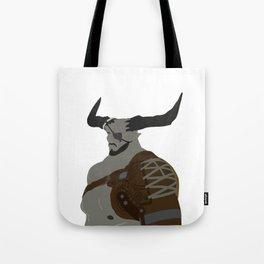 The Iron Bull Tote Bag