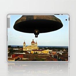 Bell Tower View, Granada, Nicaragua Laptop & iPad Skin