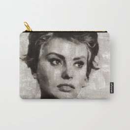 Sophia Loren by MB Carry-All Pouch