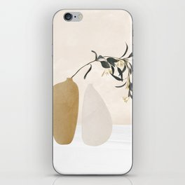 Couple Of Vases iPhone Skin