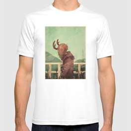 Last Year's Antlers T-shirt
