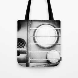 Eye Eye Comrade Lamp Tote Bag