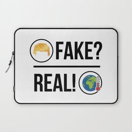 Global Warming is Real! Laptop Sleeve