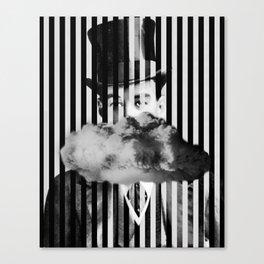 Racks Canvas Print