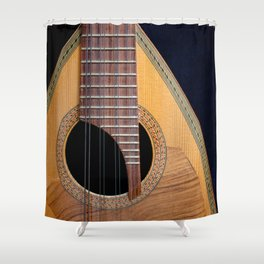 After Silence, Music Shower Curtain