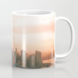 Sunset City (Color) Coffee Mug