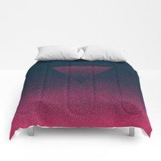 OMBRE / raspberry Comforters