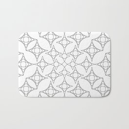 Geometric #8b Bath Mat