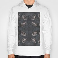 large Hoodies featuring Visible Large by Florin