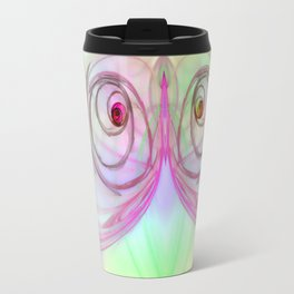 Little squint ... Travel Mug