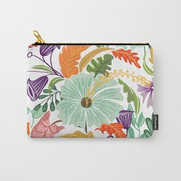 Hello Tropical Carry-All Pouch