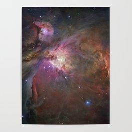 NEBULAS OF THE UNIVESE Poster