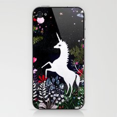 unicorn jar iPhone & iPod Skin
