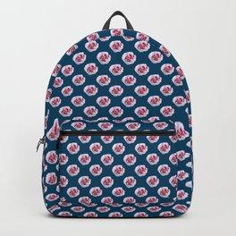 Un rojo, rojo clavel Backpack