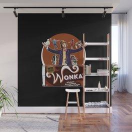 Willy Wonka - Gene Wilder Wall Mural
