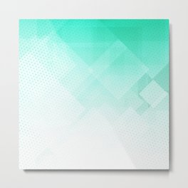 Abstract design background Metal Print