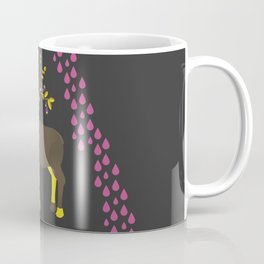Reindeer Unicorn Coffee Mug