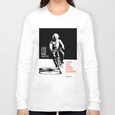 Einstein balance Long Sleeve T-shirt