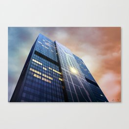 300 Wacker Canvas Print