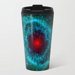 Comets Kick up Dust in Helix Nebula Travel Mug