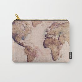 Old World Carry-All Pouch