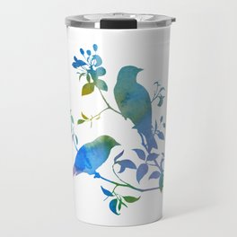 Birds Travel Mug
